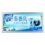 屋外の細い広告の表示LEDライトボックス