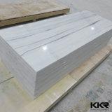 Kkr는 벽면을%s 대리석 단단한 표면을 무늬를 짜넣었다