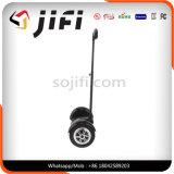 """scooter électrique de pneumatique de 10 """" pouces avec l'éclairage LED"""