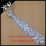 Nuevo corbatas florales impresas del algodón de la manera Mens