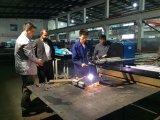 Cortador de máquina de corte por plasma CNC com folha de metal