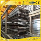 China Perfil de alumínio anodizado em alumínio para janela