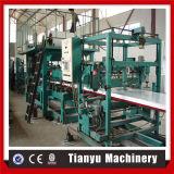"""Chaîne de production en aluminium de tuile de toit de panneaux """"sandwich"""" de toit d'ENV machines"""