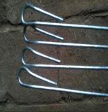 De gegalvaniseerde Draad van het Staal van de Lijn In bewaring gevende/verbindt snel Katoenen het In balen verpakken Draad