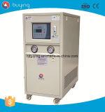 Refrigeratore industriale raffreddato ad acqua verde economizzatore d'energia di temperatura insufficiente