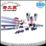 держатель инструмента CNC карбида вольфрама цилиндра 400mm Anti-Shock