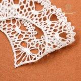 Collar collar L60006 17 cm de encaje de algodón apliques de encaje con cable de encaje