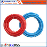Flexible de caucho y PVC flexible del compresor de aire