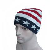 多色刷りの高品質のPentagramによって編まれる帽子