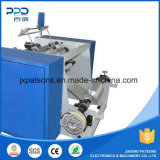 3개의 샤프트 자동적인 접착제로 붙이는 음식 굽기 파라핀 종이 또는 실리콘 종이 또는 알루미늄 호일 감기 기계