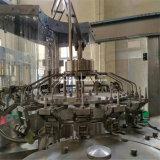 Máquina de rellenar de consumición del agua de botella del animal doméstico de llavero del proyecto