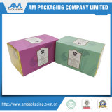 Документ упаковки для пищевых контейнеров небольших складных окно для ананас пекарня Cookies