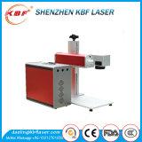 Qualitäts-bewegliche Minifaser-Laser-Markierungs-Maschine für Ring-Ohr-Marke/Armband