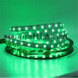 Cinta ultrabrillante de la luz de 5050 LED, tira de la flexión de 5050 SMD