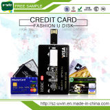 Hot Credit Card Custom USB Stick Flash Drive (uwin-054)