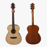 Гитара горячего сбывания верхняя твердая акустическая с привлекательной конструкцией