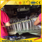 Perfil industrial de alumínio com processamento profundo do CNC