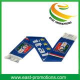 Esporte Fan Futebol Futebol Cetim de seda cachecol