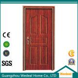 Personalizar la entrada de alta calidad de la puerta de seguridad de acero para casas