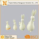 Figurine a forma di dell'animale di ceramica per il regalo di Pasqua