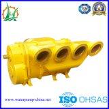 Pompa rotativa diesel del rimorchio dell'acqua di scarico del rotore della camma