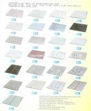 Prezzo del comitato di parete del PVC di Designes del soffitto del PVC del materiale da costruzione