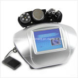 La cavitation RF multipolaire Fat Los Machine vide