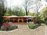 Tienda al aire libre de la celebración de días festivos de la casa de madera de aluminio con el SGS
