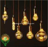 La cadena decorativa LED de los bulbos de MTX enciende bombillas LED del diseñador de lujo bajo de las bombillas de los candelabros