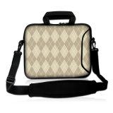 """Alça a tiracolo moda transportar o saco para computador portátil a luva para 10"""" 15"""" 17"""" PC bolsa com alça"""