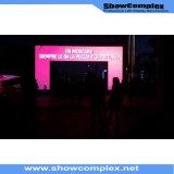 Openlucht Volledige Kleur die LEIDENE VideoVertoning voor Vaste Installatie met Hoge Helderheid adverteren (1024mm*1024mm pH16)