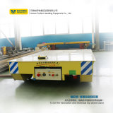Fábrica resistente de 35 toneladas usar el carro motorizado del transporte