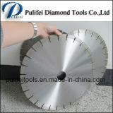 La circular del granito de las herramientas del disco del corte del diamante vio la lámina
