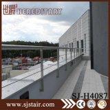 """Dia3mmケーブル42の""""高さのステンレス鋼ケーブルのデッキの鉄道システム(SJ-H1216)"""