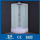 Compartimentos 2017 de vidro de venda superiores do chuveiro da fábrica de China
