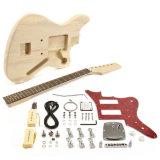 DIYのエレキギターのギターキットの/Lpの様式またはギターの製造業者かCessprin音楽(CPGK005)
