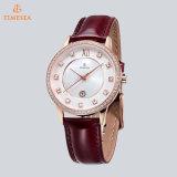 Reloj cristalino de las señoras de las mujeres de Ginebra de la manera con los diamantes 71130