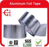 中国の製造の試供品のスライバアクリルの自己接着アルミホイルテープ