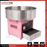 Machine van de Zijde van de Gesponnen suiker van Comemrcial de Elektrische