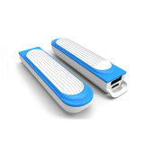2600mAh Fashion Spaceship Power Bank Carregador portátil para celular