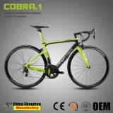 Fibra piena di qualità superiore del carbonio 105 22speed che corre bicicletta