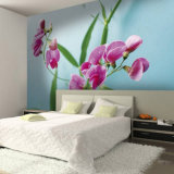 Protection de l'environnement Nouveau Creative Self-Adhesive Wallpaper Digital Printing