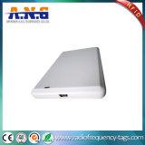 80g de witte Draagbare Passieve Slimme Lezer van de Kaart RFID