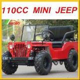 jeep vendedor caliente Willys de 110cc 125cc 150cc mini para el niño