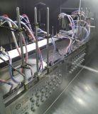 Macchina della metallizzazione sotto vuoto nella riga UV della verniciatura a spruzzo