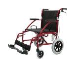 Aluminiumleichtgewichtler, Transport-Stuhl mit Handbremse (AL-BL09)