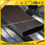 China Extrusion Factory Supply Aluminium Pipe Mill Finish