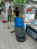 Weg Ok-500 hinter Fußboden-Wäscher-Trockner