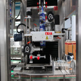Kompletter Haustier-Flasche Belüftung-Kennsatz-heiße Schrumpfmaschine