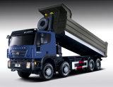 Caminhão de descarregador pesado de Iveco Genlyon 8X4 com carregamento da tonelada 30-40